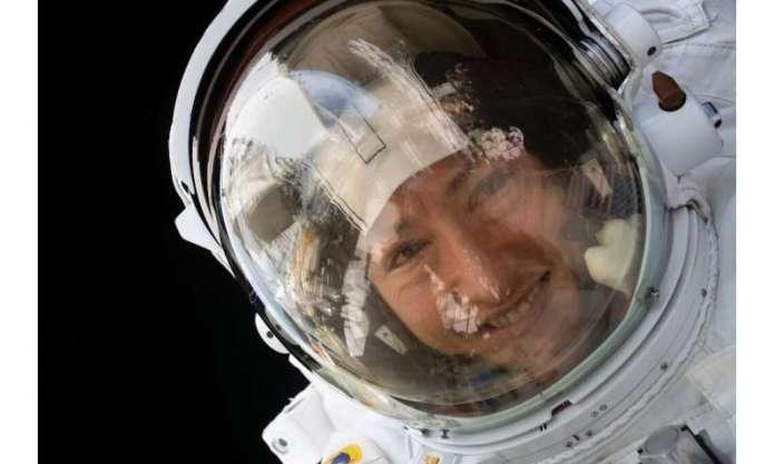 A astronauta da NASA Christina Koch deve retornar à Terra depois de 328 dias vivendo e trabalhando a bordo da Estação Espacial Internacional