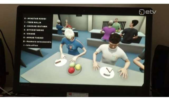 Virtual reality programmes support the treatment of children with acquired brain injury