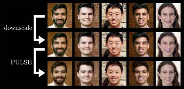 Artificial Intelligence Makes Blurry Faces Look More Than 60 Times Sharper