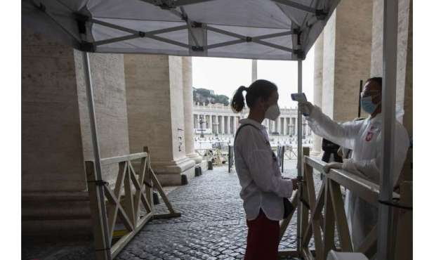 Europe reopens widely; China gives $2 billion to virus fight