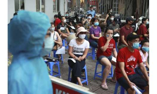 Mexico No. 3 in virus deaths; storm could hinder US response