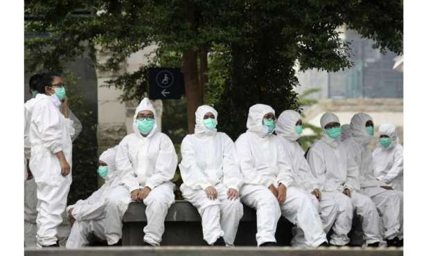 The second virus wave: How bad will it be as lockdowns ease?
