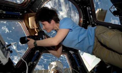 Almost 90% of astronauts have been men. But the future of space may be female