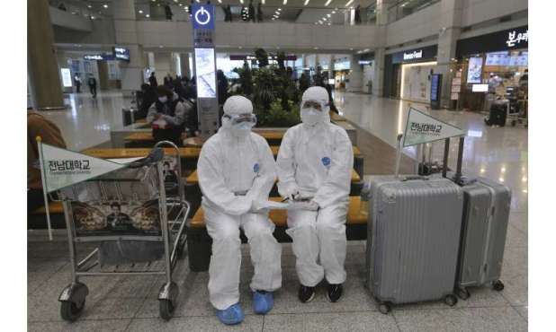 Desperate to stop virus' spread, countries limit travel