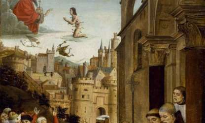 How the rich reacted to the bubonic plague has eerie similarities to today s pandemic