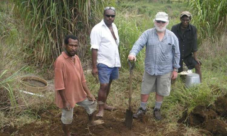 New Papua New Guinea research solves archaeological mysteries