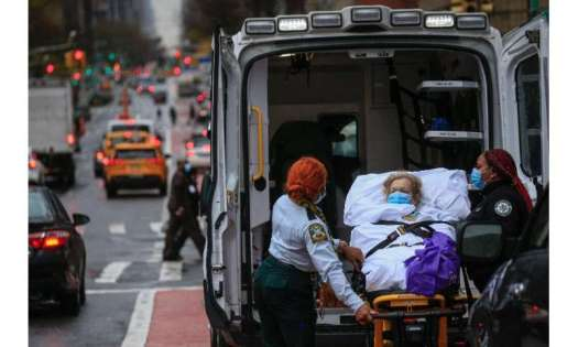New York is racing to cut off a second wave of coronavirus infections