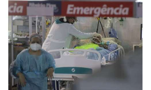 Worldwide COVID-19 death toll tops a staggering 3 million