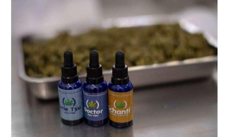 A look at medical cannabis oil on the Apepi production farm