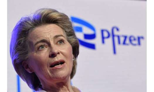 EU finalizes deal with Pfizer-BioNTech for 1.8 billion doses