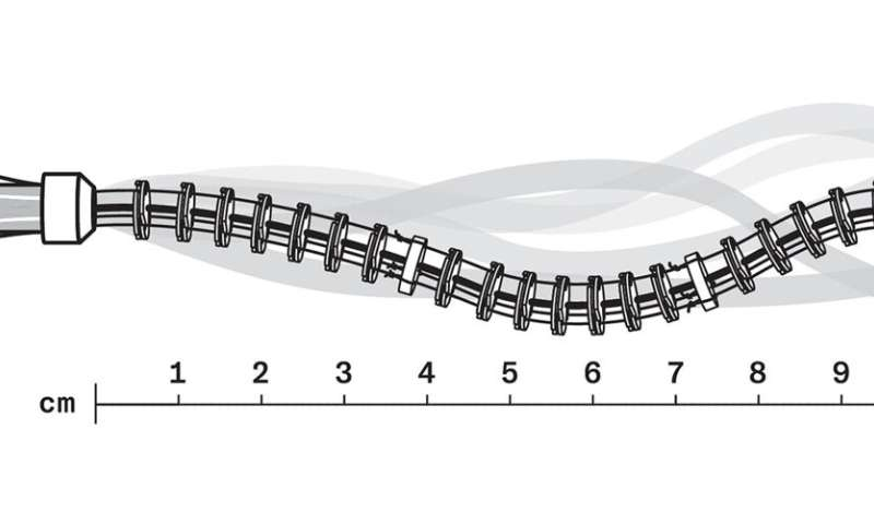 How a slender, snake-like robot could give doctors new ways to save lives