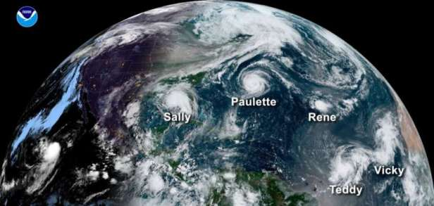 Above-average Atlantic hurricane activity again expected in 2021