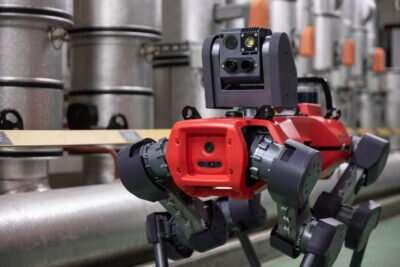 ANYbotics reveals full-scale robotic inspection solution