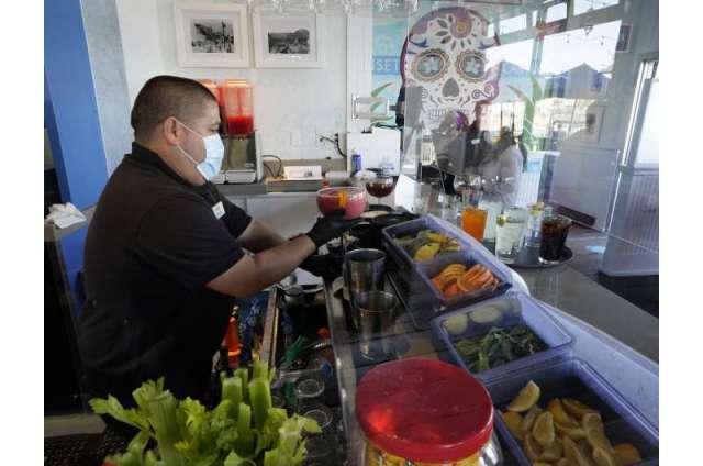 California to allow indoor gatherings as virus cases plummet