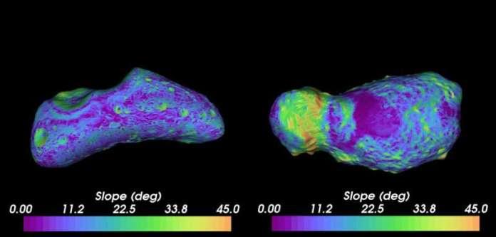 कैसे क्षुद्रग्रहों के अंदर वैज्ञानिक 'देख 'रहे हैं