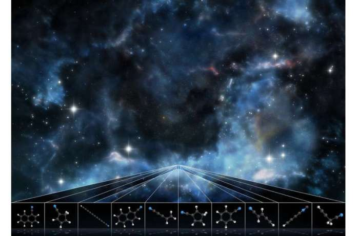 Scientists uncover warehouse-full of complex molecules never before seen in space