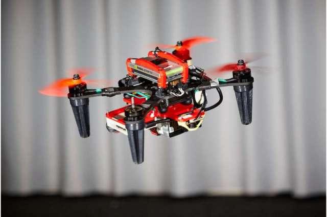 Comment faire voler les drones en cas de panne de moteur