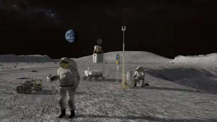 Testing instruments for Artemis astronauts