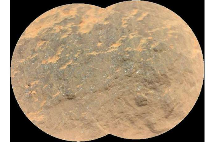 Perseverance rover's SuperCam science instrument delivers first results