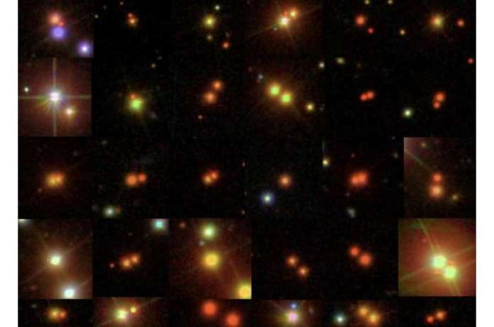 Binary stars are all around us, new map of solar neighborhood shows