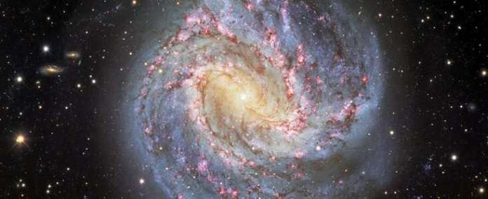 Camera captures the Southern Pinwheel galaxy in glorious detail