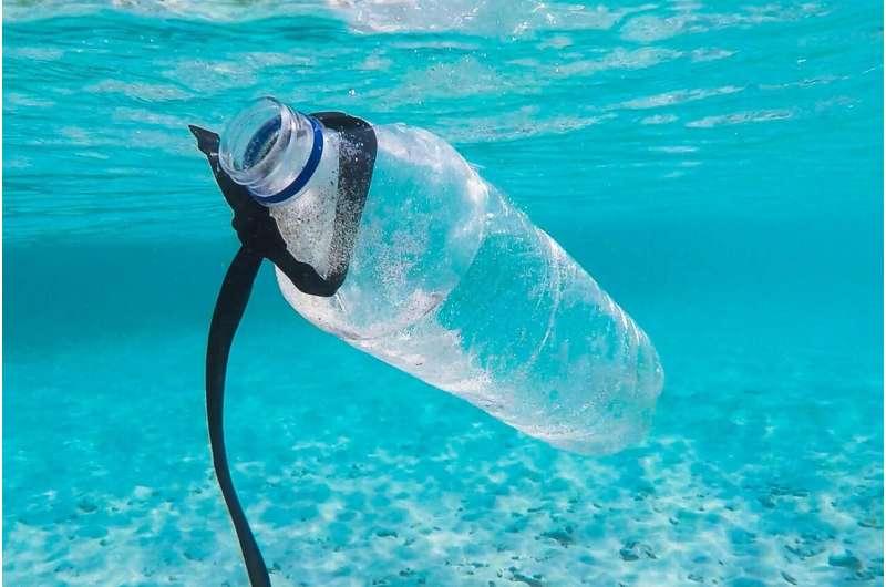 Combating maritime litter