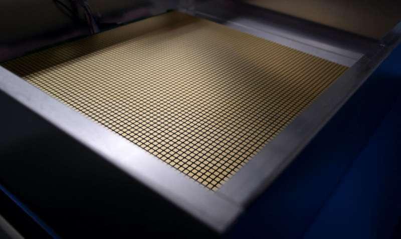 Detector technology yields unprecedented 3D images, heralding far larger application to study neutrinos