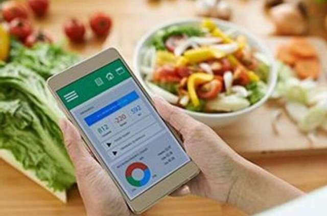 weight loss Digital self-monitoring effective for weight loss, healthy lifestyle