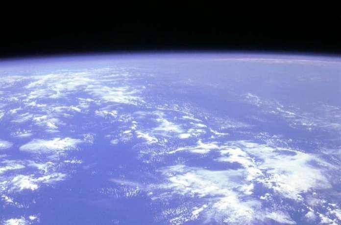 पृथ्वी की ऑक्सीजन