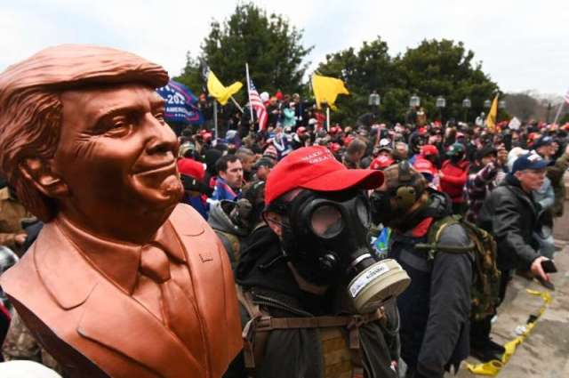 À la suite de l'attaque du Capitole américain, le maire de Washington a demandé aux gens de ne pas se rendre dans la ville pour le président élu Joe Bi