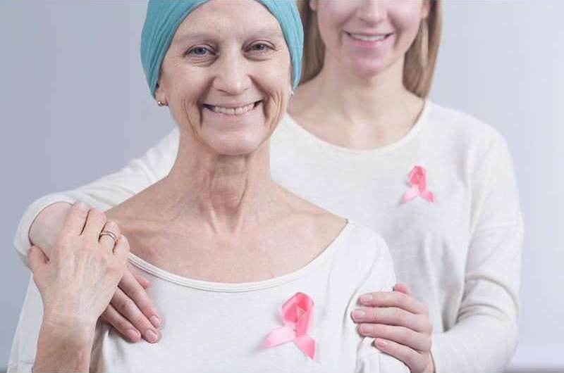 For many cancer patients, diagnosis brings psychological 'Silver lining'