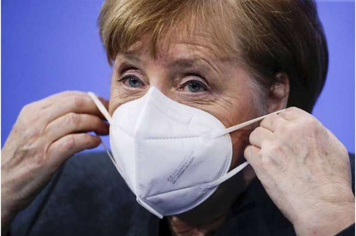 Germany to extend virus shutdown until mid-February