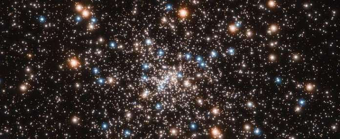 Hubble uncovers concentration of small black holes