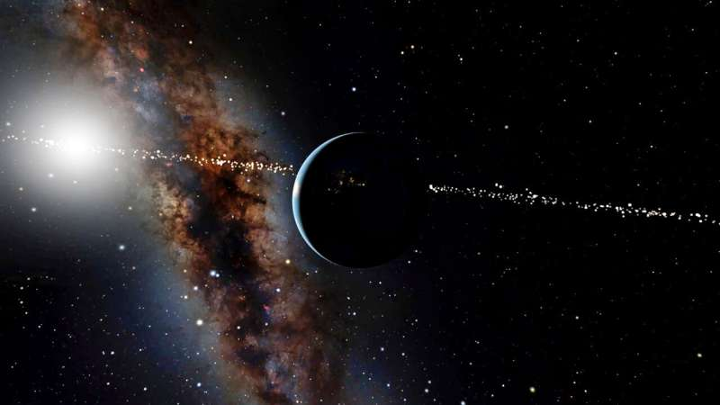Life in these star-systems could have spotted Earth