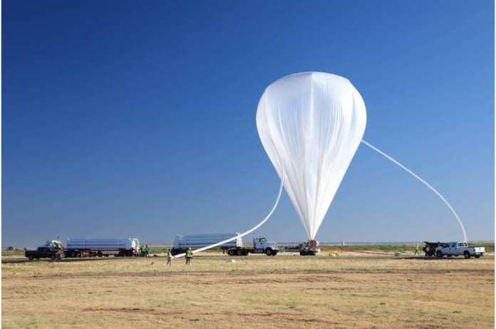 नासा के गुब्बारों से लुप्त, नए प्रयोग सूर्य-पृथ्वी प्रणाली का अध्ययन करेंगे