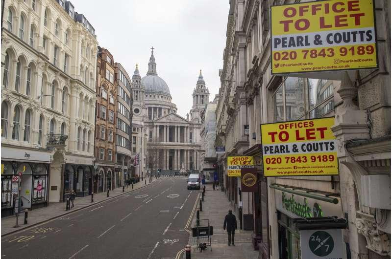London mayor seeks help as UK sees record new virus deaths