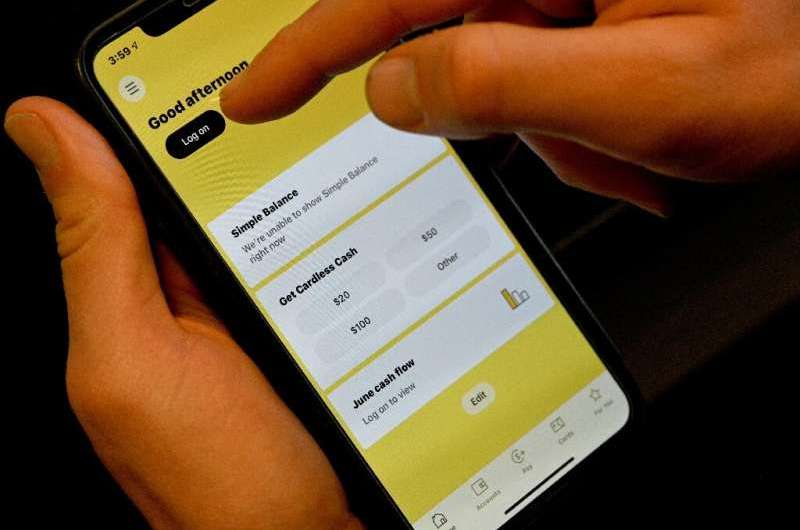 Many of Australia's major financial firms reported customers could not access websites and mobile apps for a period on Thursday