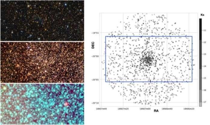 New globular cluster exhibiting extreme kinematics detected