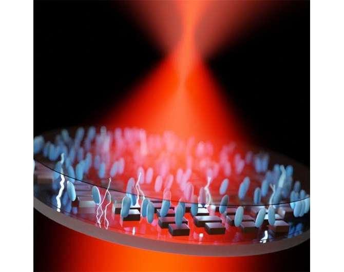 Novel liquid crystal metalens offers electric zoom