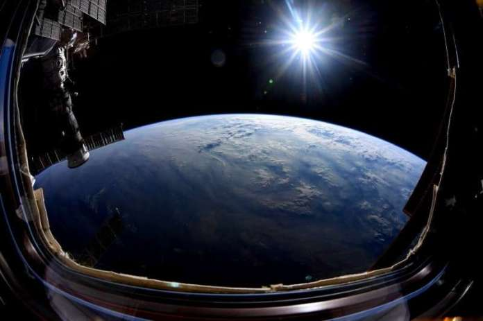 The ISS offers new perspectives on Earth as well as Space