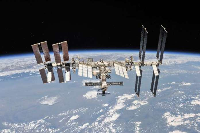 Though the near- future of this symbol of post-Cold War cooperation is assured, NASA hopes to begin disengaging by the end of th