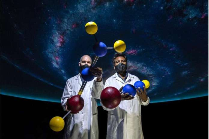 Uncovering exotic molecules of potential astrochemical interest
