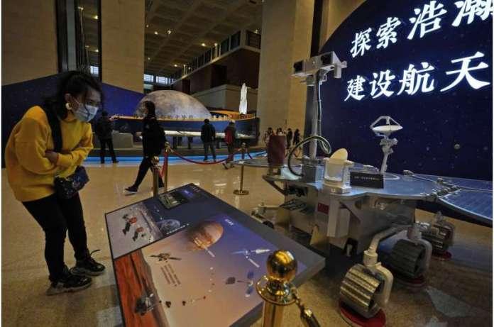 अमेरिका, चीन ने मंगल ग्रह की ओर अपने शिल्प के रूप में सुरक्षा पर सलाह ली
