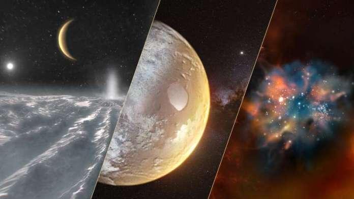 यात्रा २०५० सेट सेल: ईएसए भविष्य के विज्ञान मिशन विषयों को चुनता है