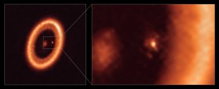 Astronomers clearly detect moon-forming disks around exoplanets first