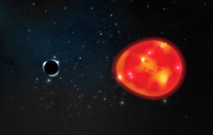 A black hole is closest to Earth, among the smallest ever discovered