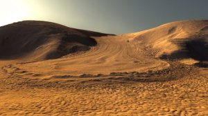 Can a new type of glacier on Mars help future astronauts?