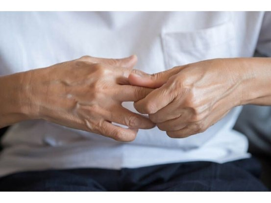 Reduced risk of rheumatoid arthritis in patients with T2DM