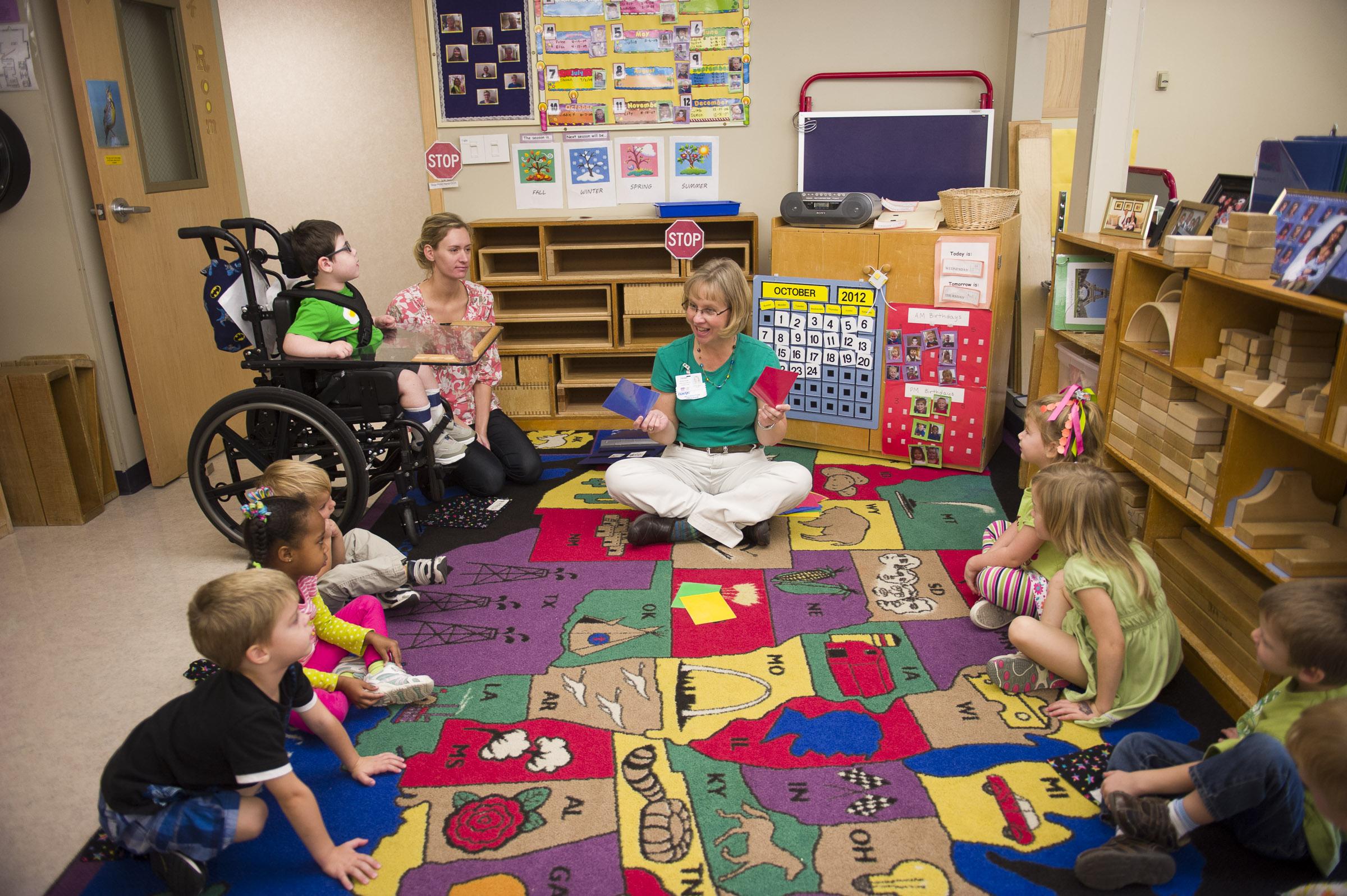 Child Development Scholar Suggests Strategies To Build