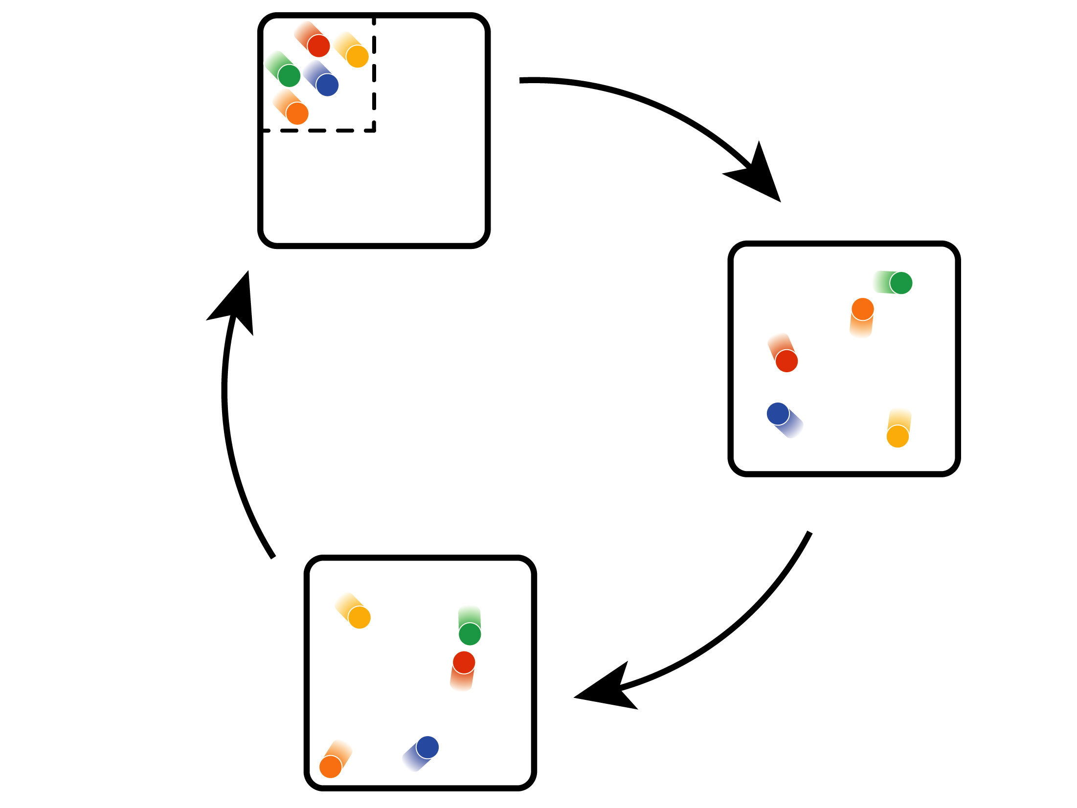Recurrences in an isolated quantum many-body system